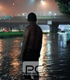 北京暴雨冷暖:网友自发组织救援 部分的哥漫天要价