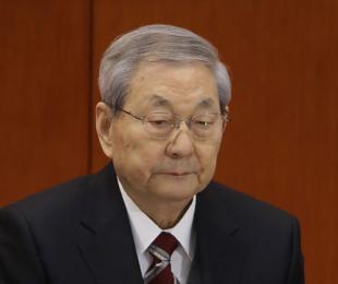 朱镕基出席大会