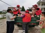 湖南衡阳民政全力以赴做好防汛抗灾工作