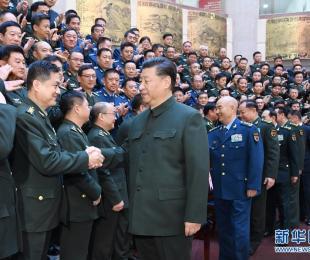 习近平在全军院校长集训开班式上强调