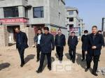 菏泽市委组织部常务副部长王有杰到武胜桥镇走访慰问