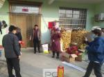 山东东明县水务局:真情送进门 寒冬暖人心